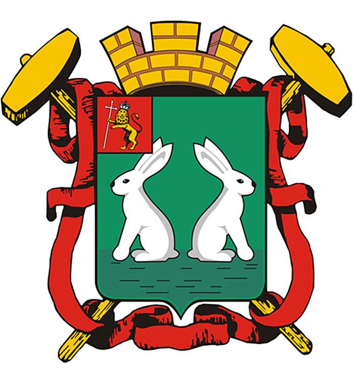 герб коврова фото